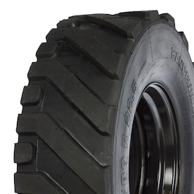315/70R22.5 BANDENMARKT GRADER 154A8 TL ON 7.50x22.5 10-STUD BLACK RIMS (R)