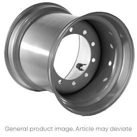 W24.00x26.5 WHEEL JANTSA (240832) RAL 7024 15MM 281-335-10 ET-50 REINFORCED valve protector